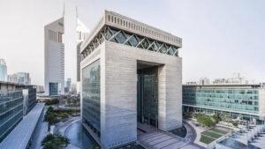 La nueva vida de Gustavo Mirabal Castro en Dubai. Su oficina en el DIFC