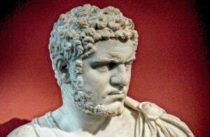 El emperador Caracalla