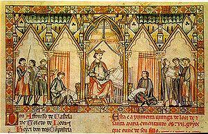 Las Siete Partidas de Alfonso X El Sabio